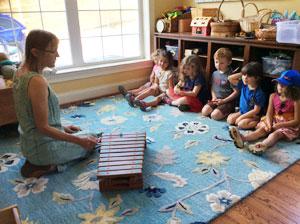 Harmony Preschool CURRICULUM